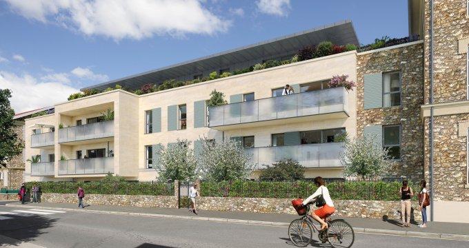 Achat / Vente immobilier neuf Le Chesnay quartier Saint-Antoine de Padoue (78150) - Réf. 3006