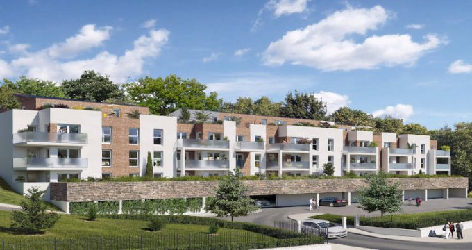 Achat / Vente immobilier neuf Le Mesnil-le-Roi à 20 m de la Mairie (78600) - Réf. 6031