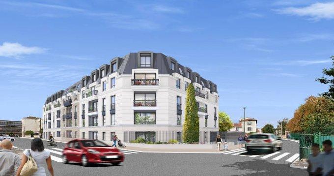 Achat / Vente immobilier neuf Le Vésinet  à deux minutes de l'école (78110) - Réf. 4142