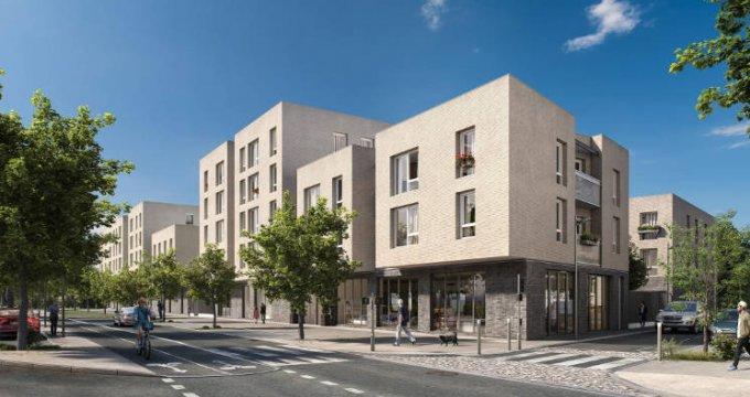 Achat / Vente immobilier neuf Les Mureaux proche centre (78130) - Réf. 6021