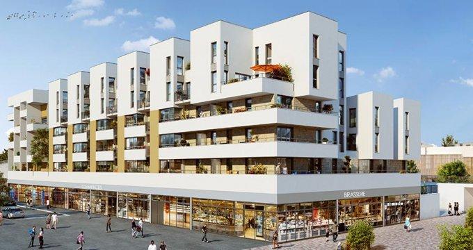 Achat / Vente immobilier neuf Les Ulis proche centre-ville (91940) - Réf. 1855