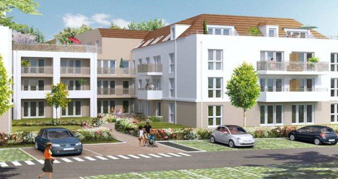 Achat / Vente immobilier neuf Linas à proximité du centre-ville (91310) - Réf. 4737