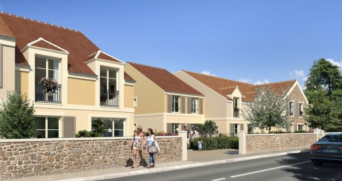 Achat / Vente immobilier neuf Magny-les-Hameaux proche Versailles (78114) - Réf. 2767