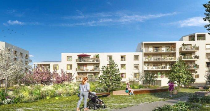 Achat / Vente immobilier neuf Mantes-la-Jolie à 600m de la gare (78200) - Réf. 5706