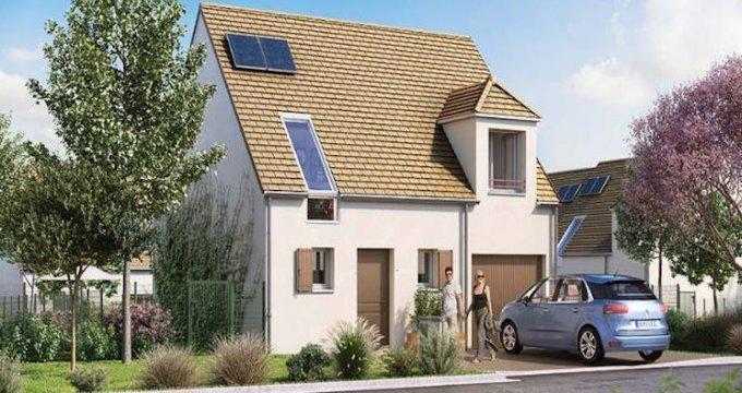 Achat / Vente immobilier neuf Mareil-sur-Mauldre à 550 mètres de la gare (78124) - Réf. 4697