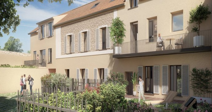 Achat / Vente immobilier neuf Massy à 700m du RER B et C (91300) - Réf. 5425