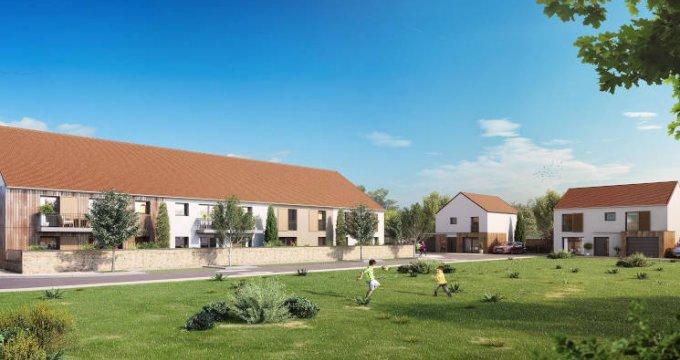 Achat / Vente immobilier neuf Mauchamps au coeur du village (91730) - Réf. 4201
