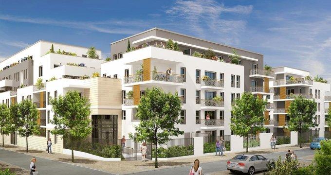 Achat / Vente immobilier neuf Meaux proche parc Chenonceau (77100) - Réf. 2070