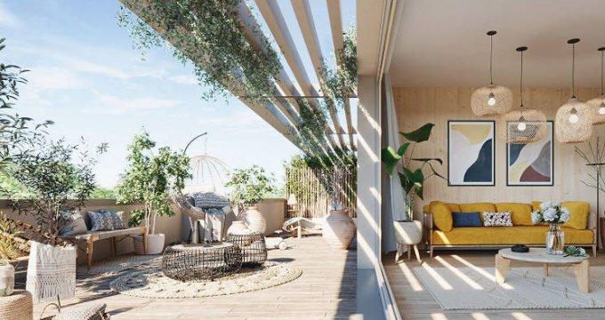 Achat / Vente immobilier neuf Meudon écoquartier Pointe Trivaux (92190) - Réf. 4843