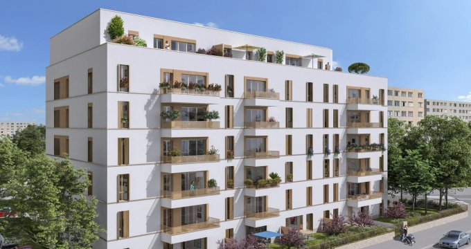 Achat / Vente immobilier neuf Meudon proche de Paris (92190) - Réf. 2604