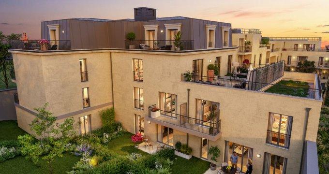 Achat / Vente immobilier neuf Montesson à proximité immédiate du centre (78360) - Réf. 6062