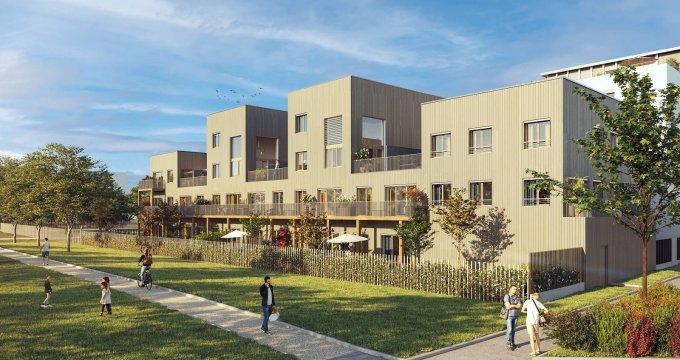 Achat / Vente immobilier neuf Montévrain proche RER A (77144) - Réf. 5831