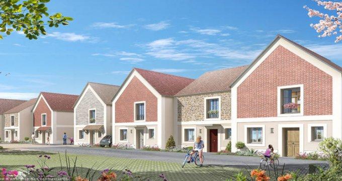 Achat / Vente immobilier neuf Montgeron quartier calme et résidentiel (91230) - Réf. 2850