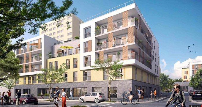 Achat / Vente immobilier neuf Montmagny dans le nouveau cœur de ville (95360) - Réf. 1963