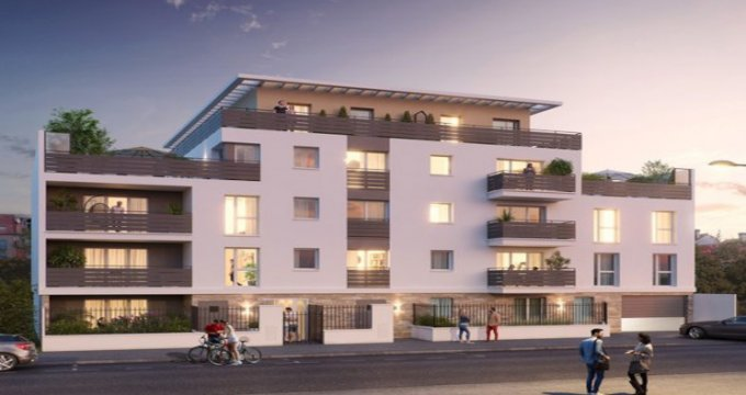 Achat / Vente immobilier neuf Montmagny proche transilien H (95360) - Réf. 5452