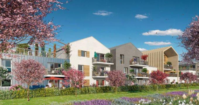 Achat / Vente immobilier neuf Morangis proche Parc Champagne (91420) - Réf. 5938