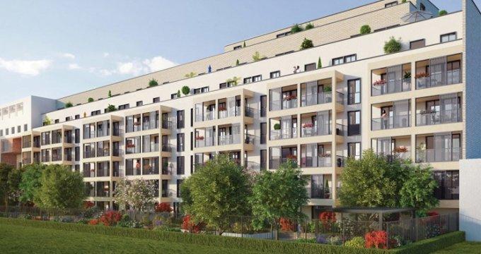 Achat / Vente immobilier neuf Noisiel quartier Luzard (77186) - Réf. 3941