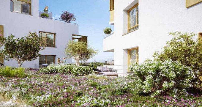 Achat / Vente immobilier neuf Noisy-le-Grand à 250 mètres du RER A (93160) - Réf. 3883
