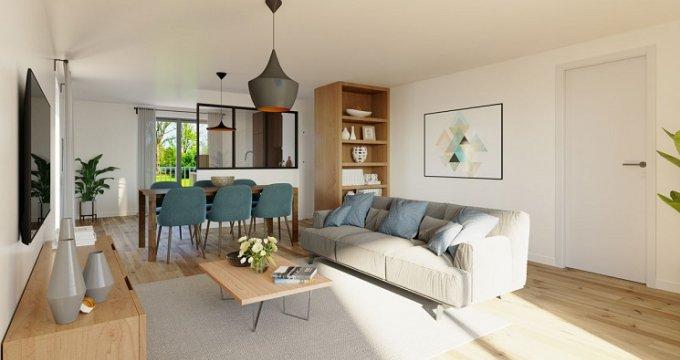 Achat / Vente immobilier neuf Noisy-le-Grand éco-quartier Île de la Marne (93160) - Réf. 4919