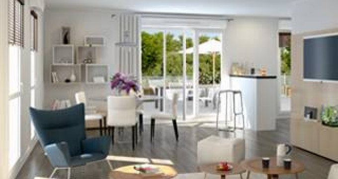 Achat / Vente immobilier neuf Ollainville proche Gare RER C (91290) - Réf. 3367