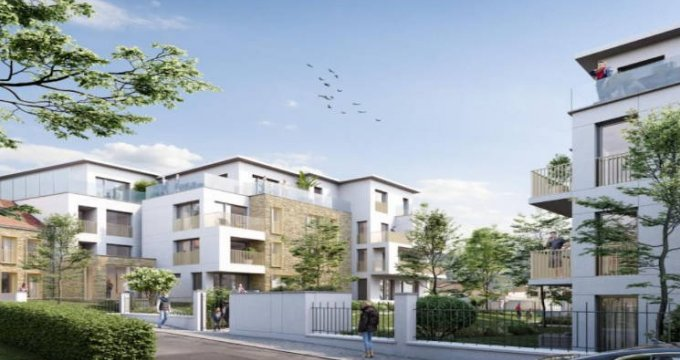 Achat / Vente immobilier neuf Ormesson-sur-Marne proche bords de Marne (94490) - Réf. 4978