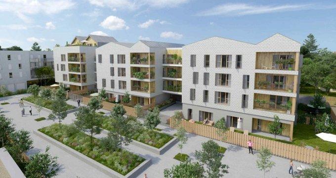 Achat / Vente immobilier neuf Pierrefitte-sur-Seine ZAC Briais-Pasteur (93380) - Réf. 3426