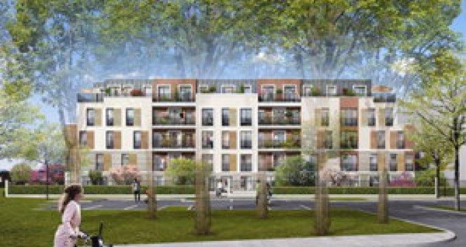 Achat / Vente immobilier neuf Plaisir proche de la gare (78370) - Réf. 3350