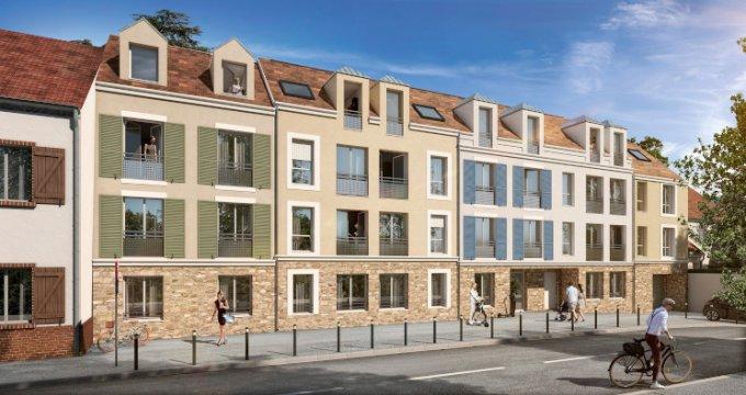 Achat / Vente immobilier neuf Pontault-Combault proche commerces (77340) - Réf. 5223