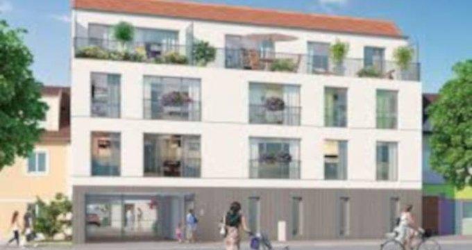 Achat / Vente immobilier neuf Roissy-en-Brie quartier Jondelles (77680) - Réf. 3590