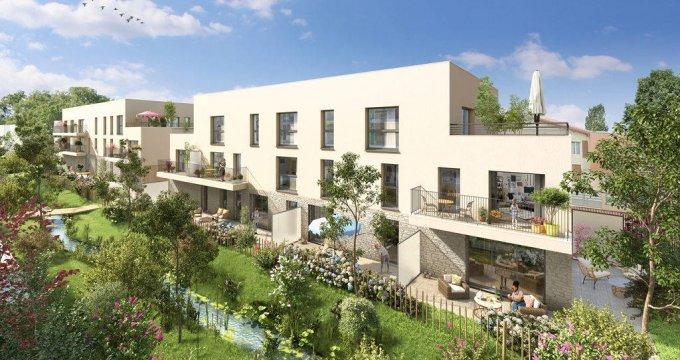 Achat / Vente immobilier neuf Saint-Germain-en-Laye proche lycée international (78100) - Réf. 6244
