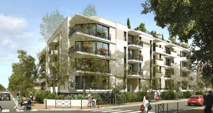 Achat / Vente immobilier neuf Saint-Maur-des-Fossés proche Quai de la Pie (94100) - Réf. 2800