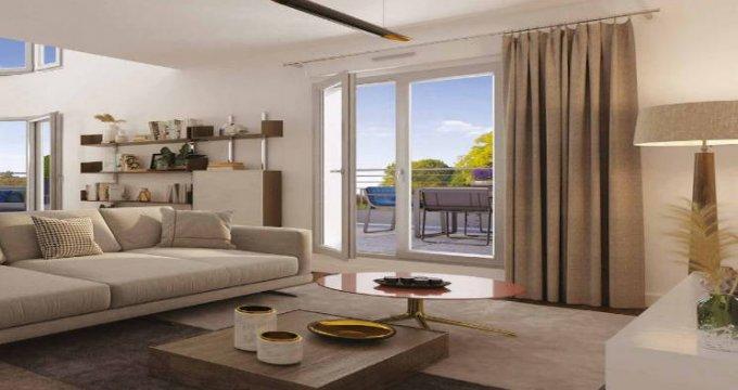 Achat / Vente immobilier neuf Saint-Ouen à 900 mètres du marché aux Puces (93400) - Réf. 4439