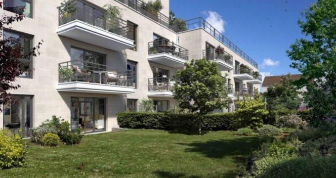 Achat / Vente immobilier neuf Saint-Ouen proche du Parc des Docks (93400) - Réf. 4440