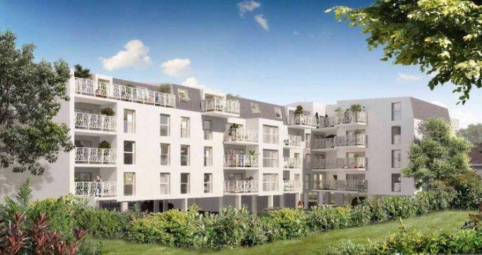 Achat / Vente immobilier neuf Sarcelles à deux pas des transports (95200) - Réf. 5298