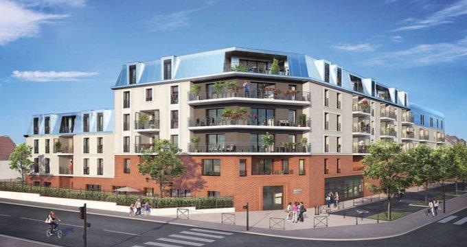 Achat / Vente immobilier neuf Sartrouville proche des écoles (78500) - Réf. 3946