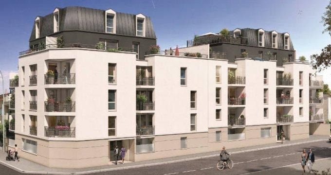 Achat / Vente immobilier neuf Savigny-sur-Orge quartier résidentiel proche écoles (91600) - Réf. 4535