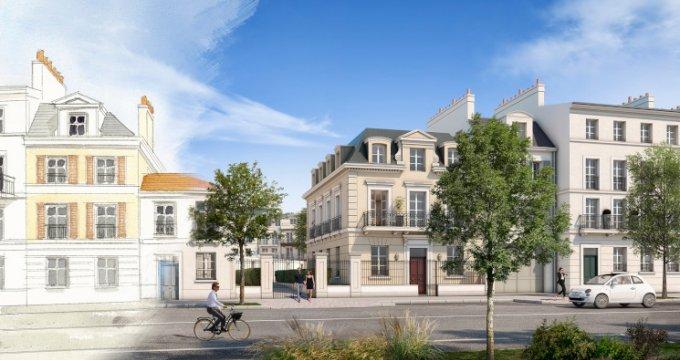 Achat / Vente immobilier neuf Serris proche RER A (77700) - Réf. 5638