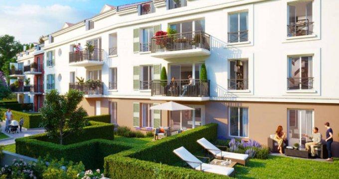 Achat / Vente immobilier neuf Soisy-sous-Montmorency cœur de ville (95230) - Réf. 4949