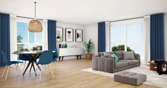 Achat / Vente immobilier neuf Thoiry à 9 min du transilien N (78770) - Réf. 5719