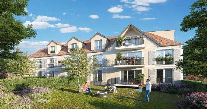 Achat / Vente immobilier neuf Vernouillet proche commodités et gare (78540) - Réf. 4149