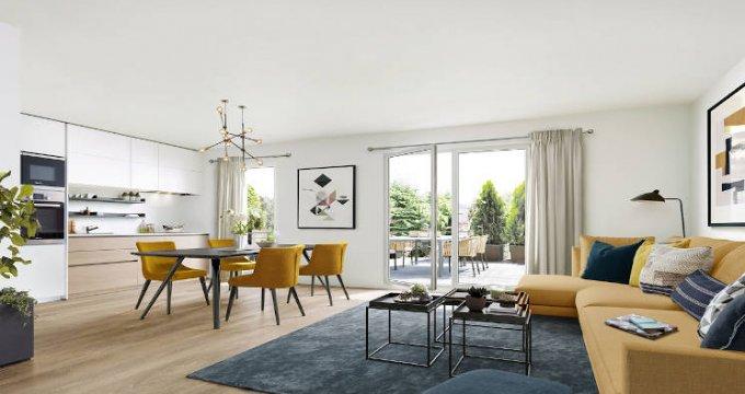 Achat / Vente immobilier neuf Vernouillet quartier du Parc (78540) - Réf. 4137
