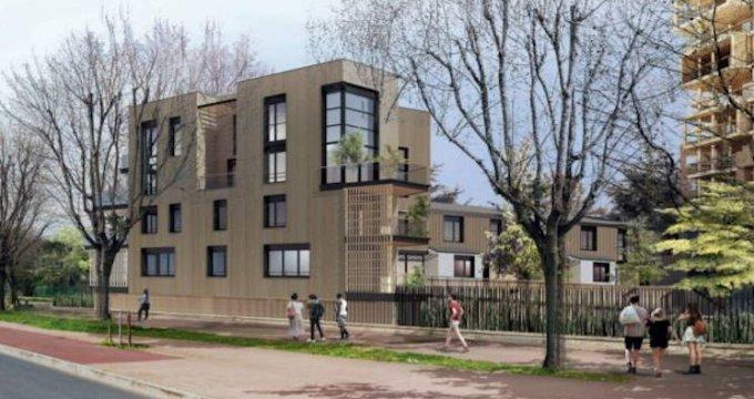 Achat / Vente immobilier neuf Vigneux-sur-Seine proche gare RER (91270) - Réf. 4603