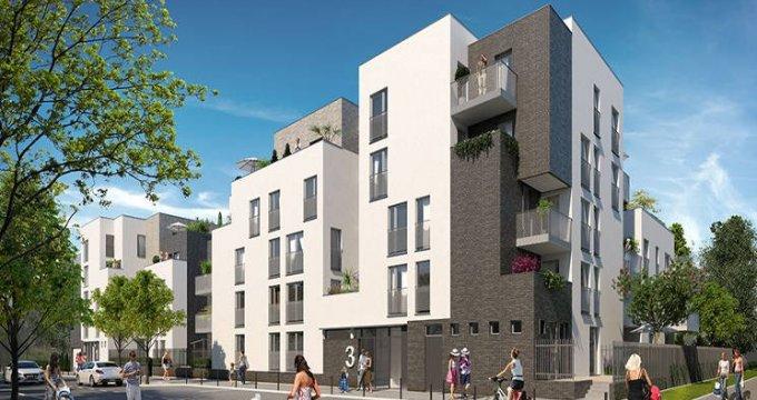 Achat / Vente immobilier neuf Vigneux-sur-Seine quartier Concorde (91270) - Réf. 2980