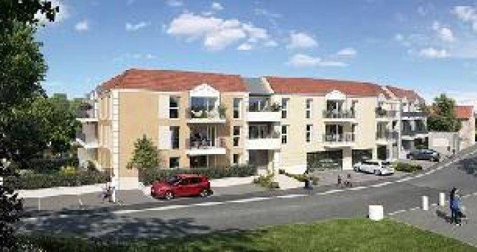 Achat / Vente immobilier neuf Villabé à 5 minutes à pied du RER (91100) - Réf. 4778