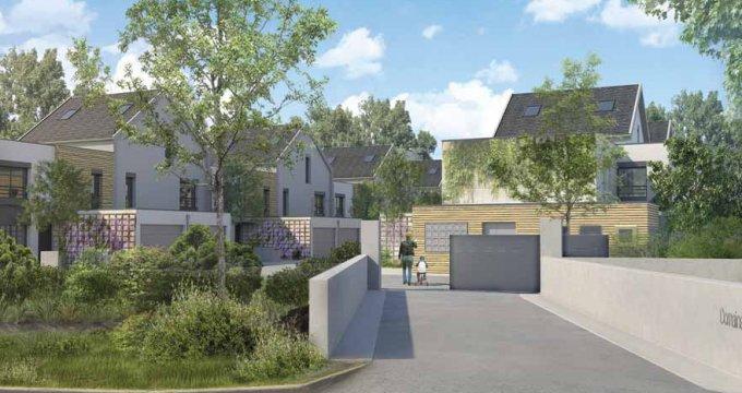 Achat / Vente immobilier neuf Villebon-sur-Yvette au pied du parc (91140) - Réf. 3877