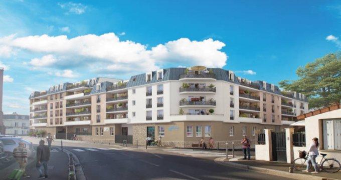 Achat / Vente immobilier neuf Villeneuve-Saint-Georges à 700m du RER D (94190) - Réf. 5747
