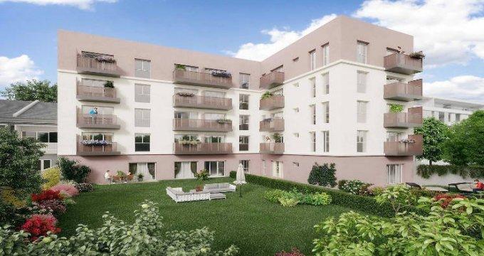 Achat / Vente immobilier neuf Villepinte à 350 mètres du RER B (93420) - Réf. 5457