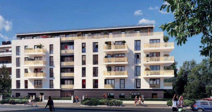 Achat / Vente immobilier neuf Villepinte proche centre hospitalier Ballanger (93420) - Réf. 3773