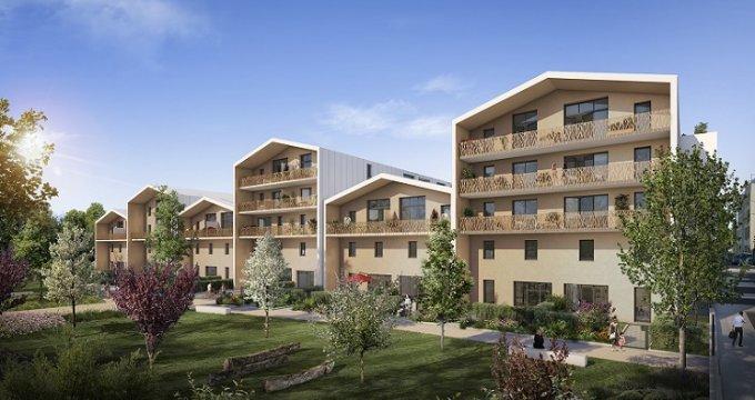 Achat / Vente immobilier neuf Villepinte proche hôpital (93420) - Réf. 4923