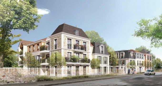 Achat / Vente immobilier neuf Villiers-sur-Marne proche gare RER E (94350) - Réf. 3643
